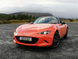 The new Mazda MX-5 30th Anniversary edition!