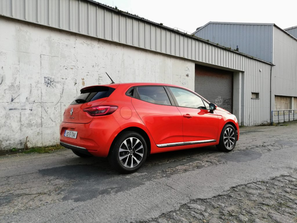 The new Clio available from €17,195