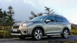 The 2020 Subaru Forester e-BOXER hybrid!