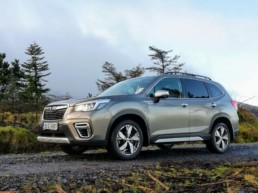The 2020 Subaru Forester e-BOXER hybrid!