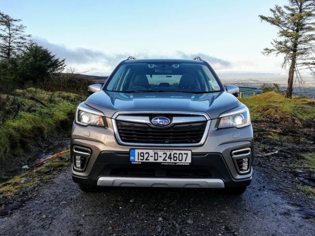 The new Forester e-BOXER available from €45,545