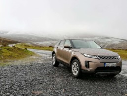 The 2020 Range Rover Evoque