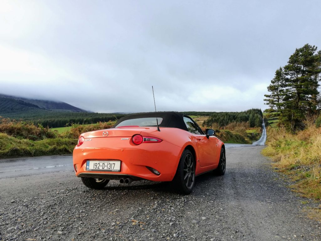 The Mazda MX-5 30th Anniversary is available from €40,995