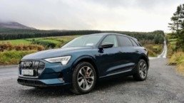 The new Audi e-tron