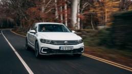 The new Volkswagen Passat GTE!