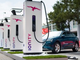 New high power IONITY chargers have arrived in Ireland!