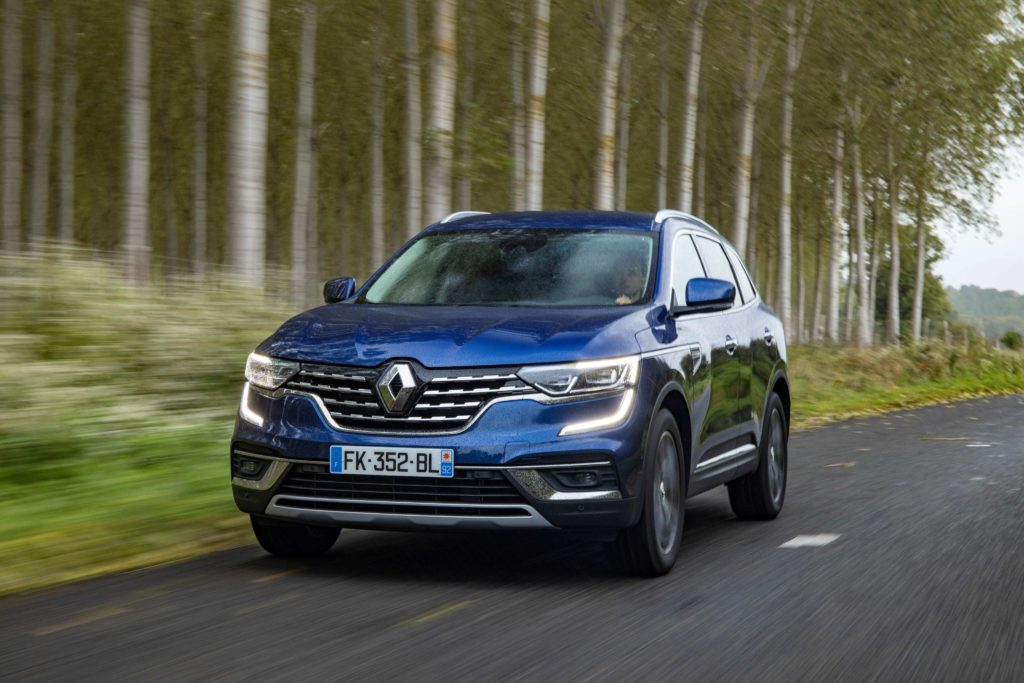 The 2020 Renault Koleos