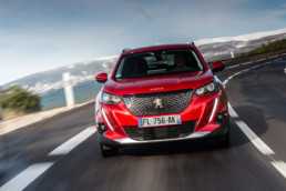The new Peugeot 2008 is arriving in dealers now
