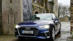 The updated 2020 Audi A4