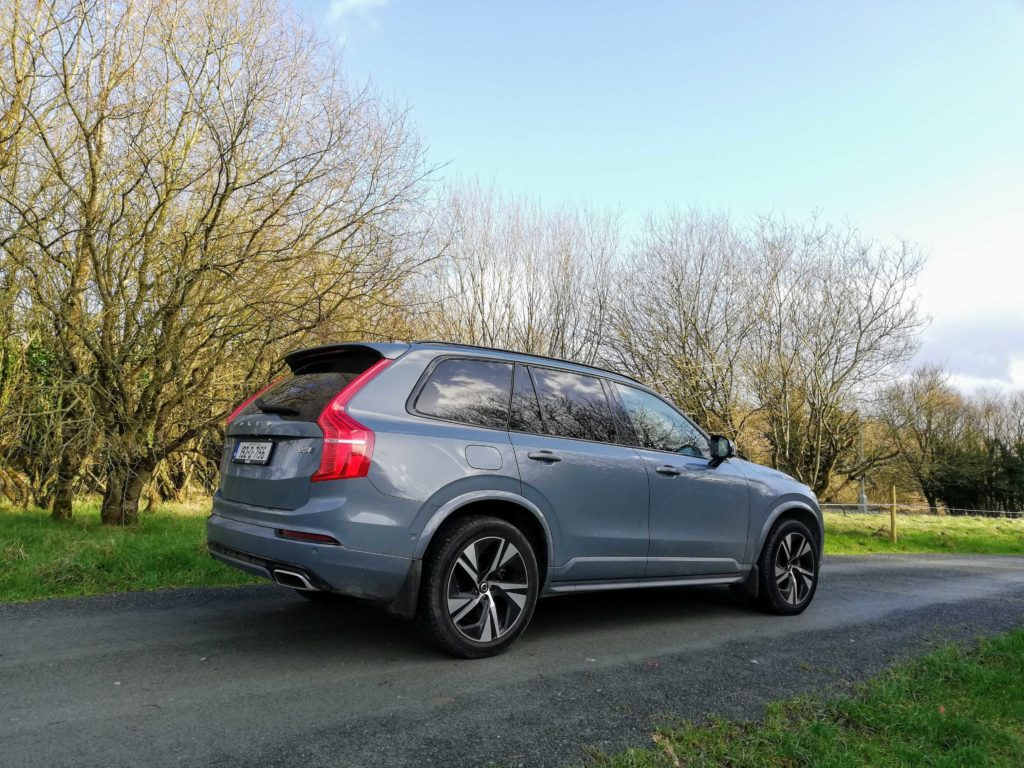 The Volvo XC90 is priced from €77,970 in Ireland
