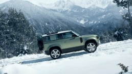 The new Land Rover Defender (2020)