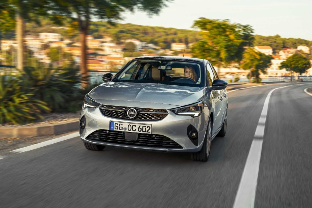 The new Opel Corsa is in dealers now for test drives