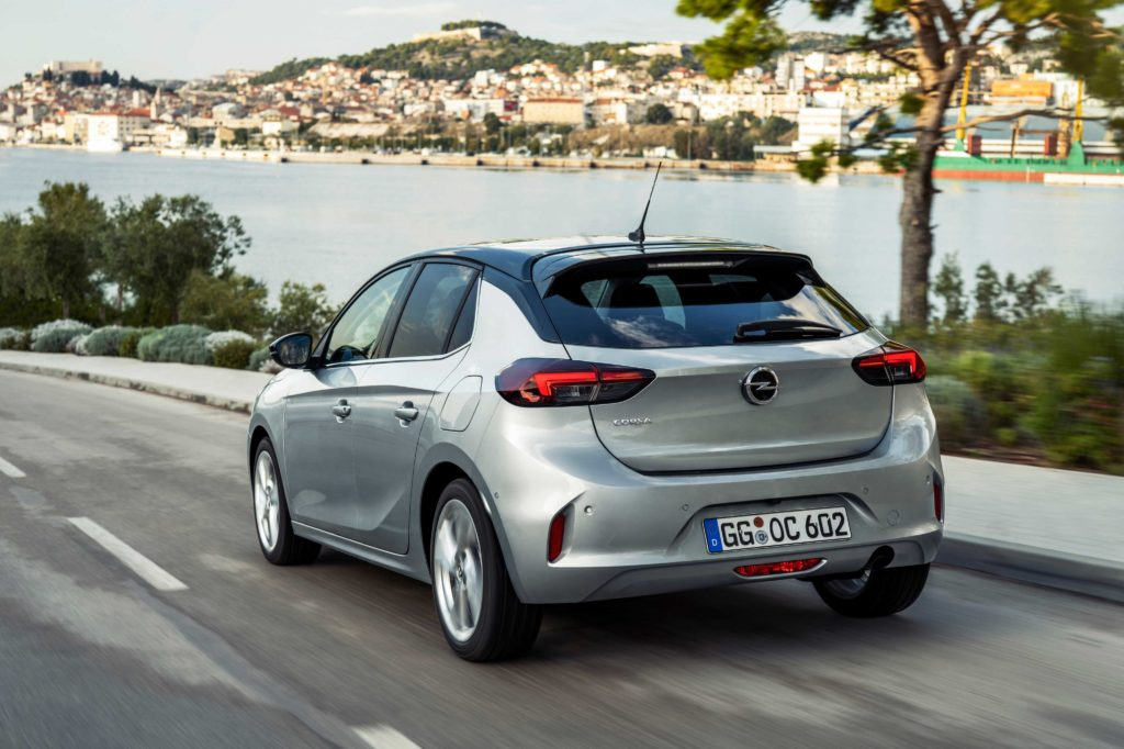 The new Opel Corsa will be available with petrol, diesel and electric powertrains