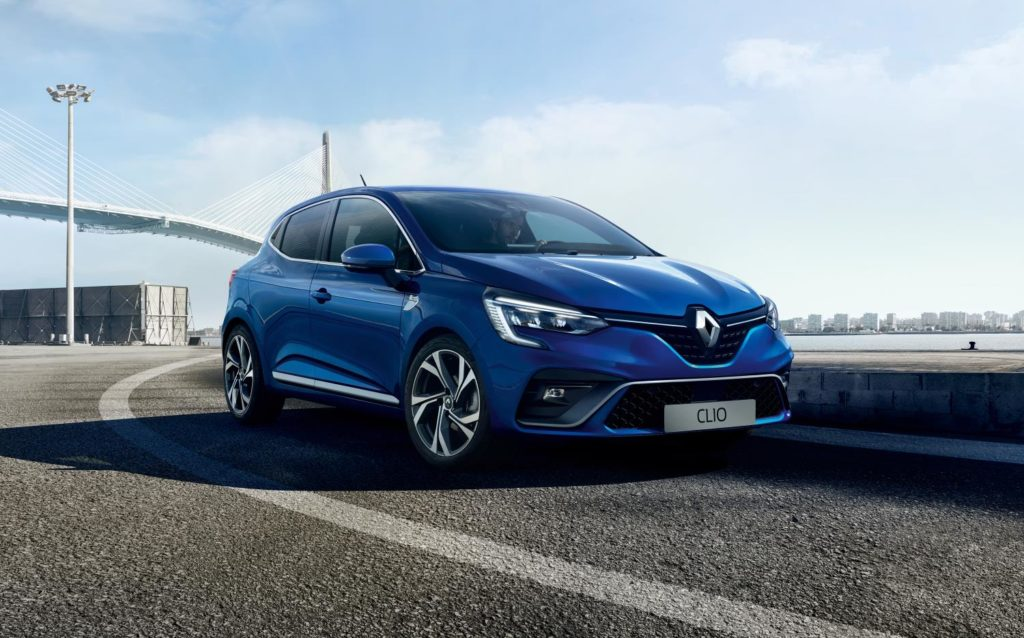 The Renault Clio is Europe's most popular car!