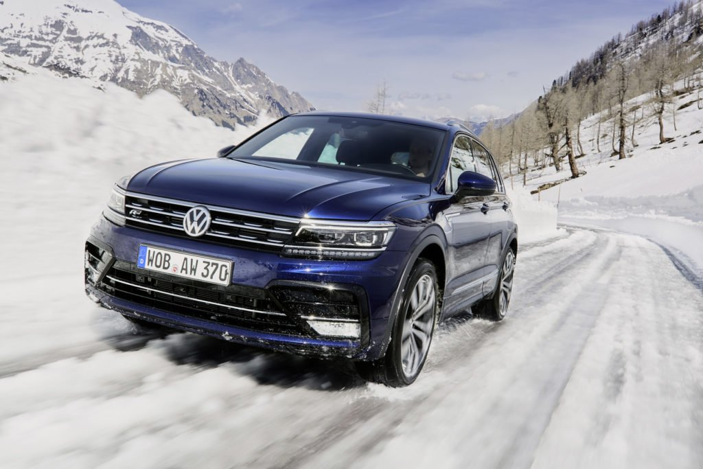 The Volkswagen Tiguan is now more popular in Ireland than the iconic Golf hatchback!