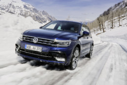 The Volkswagen Tiguan was Ireland's bestselling car in February 2020