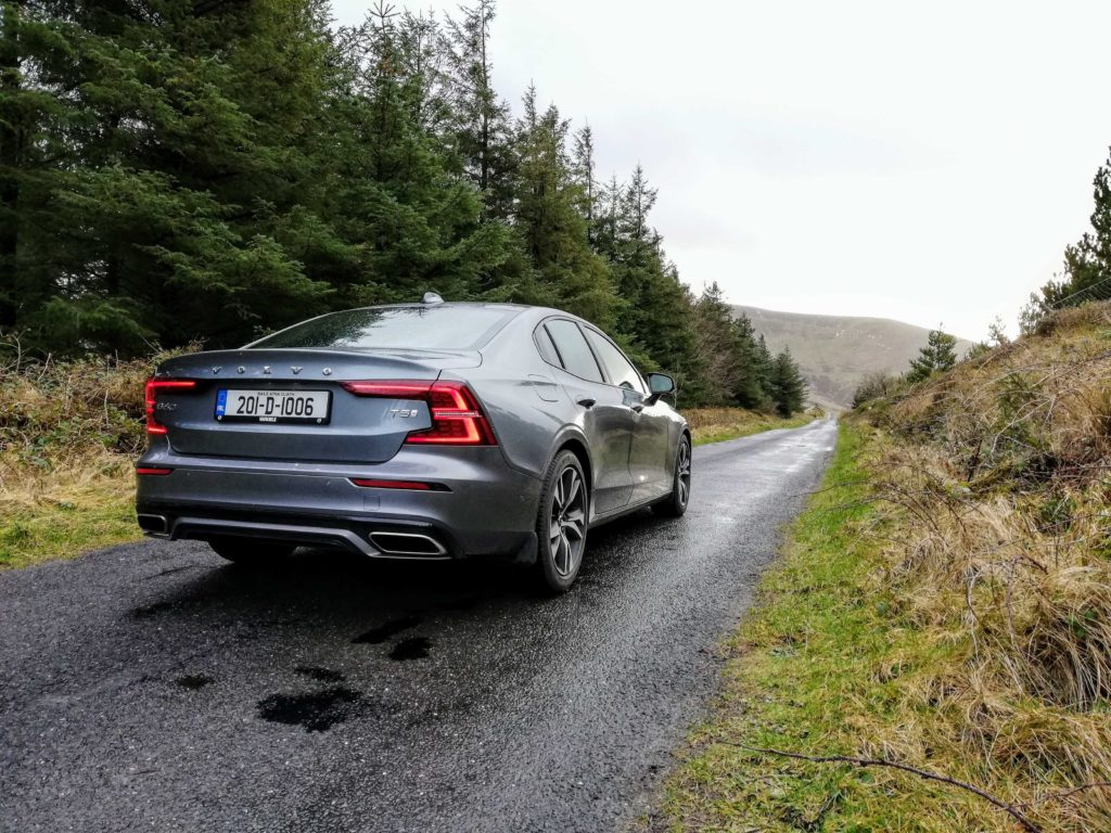 The new S60 is smart and fun to drive with the refined response of a petrol engine