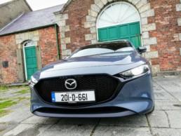The new Mazda3 Skyactiv-X
