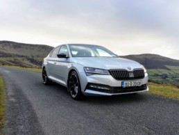 The 2020 Skoda Superb Sportline!