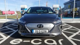 The 2020 Hyundai IONIQ on test for Changing Lanes