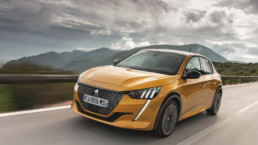 The new Peugeot 208 is Car of the Year 2020!