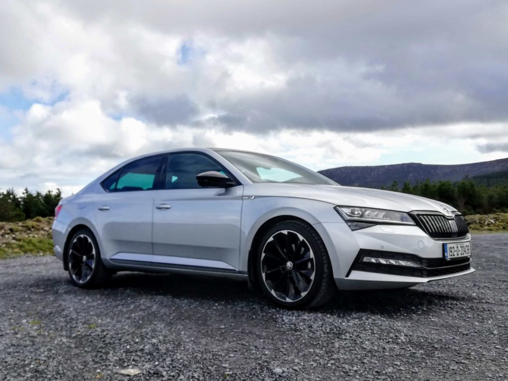 The Superb range is available in Ireland from €30,985