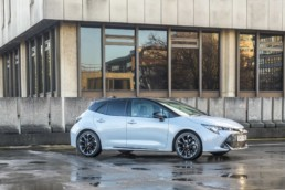 Despite challenges in the new car market, the Toyota Corolla remains Ireland's bestselling car