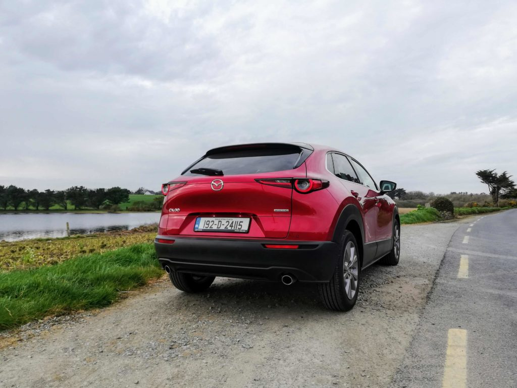 The Mazda CX30 is one of the best compact SUVs on the market right now