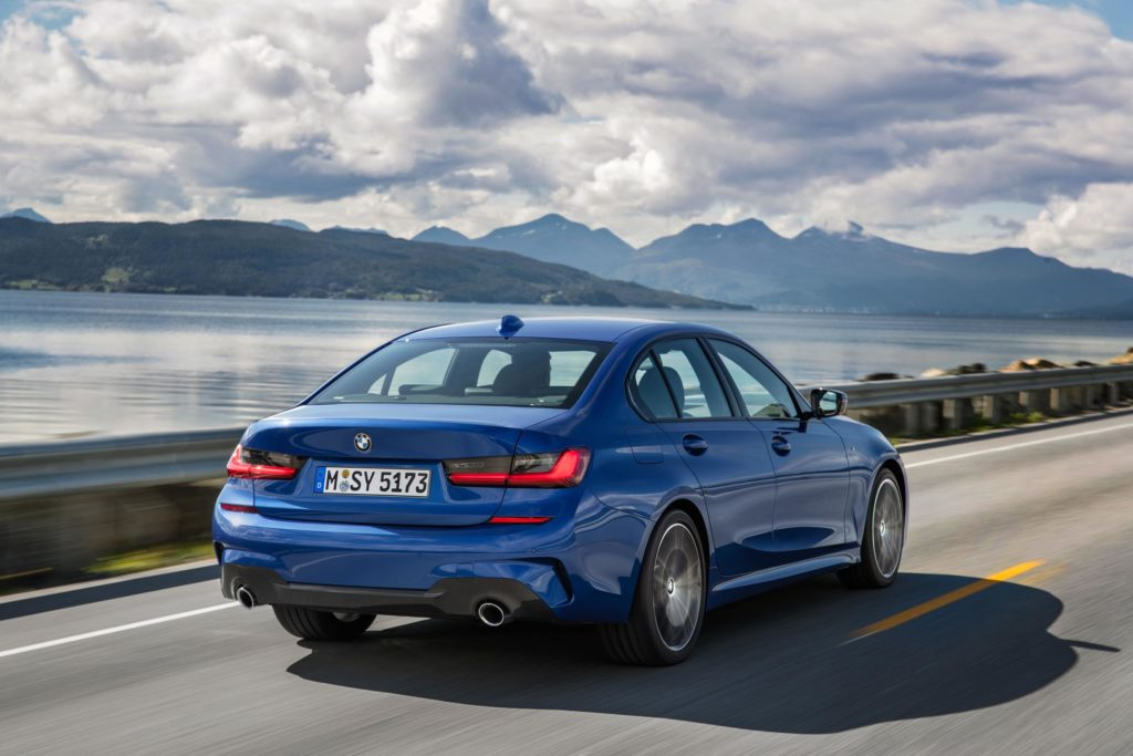 We'll always love a drive in the BMW 3 Series