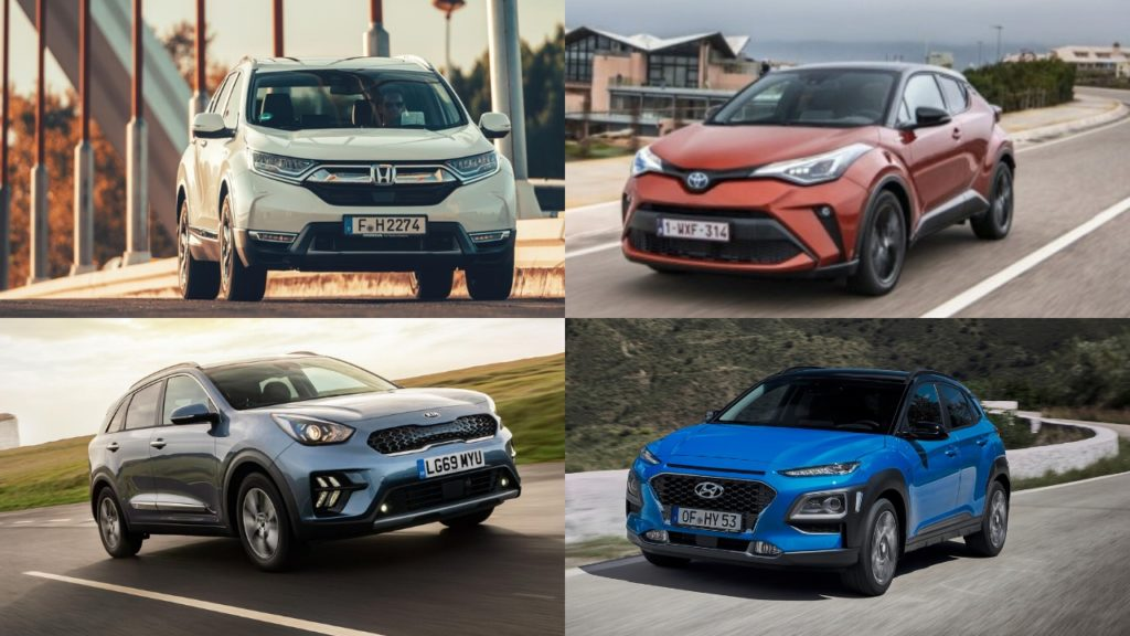Let's take a closer look at hybrid SUVs on sale in Ireland in 2020