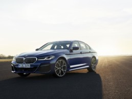 The new BMW 5 Series, updated for summer 2020