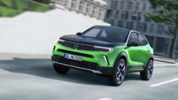 The 2021 Opel Mokka