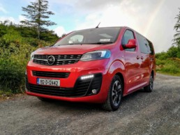 The new Opel Zafira Life