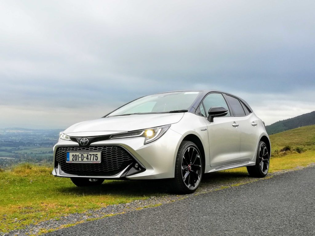 The new Toyota Corolla GR Sport is now on sale in Ireland