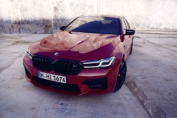 The new BMW M5 Competition is on its way to Ireland