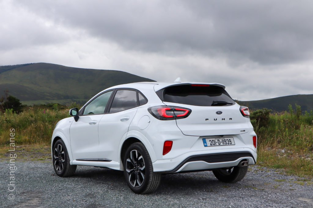 The 2020 Ford Puma combines the trend for compact crossovers with the one for mild hybrid