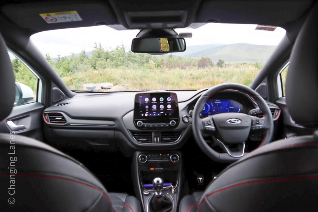 Inside the new Ford Puma