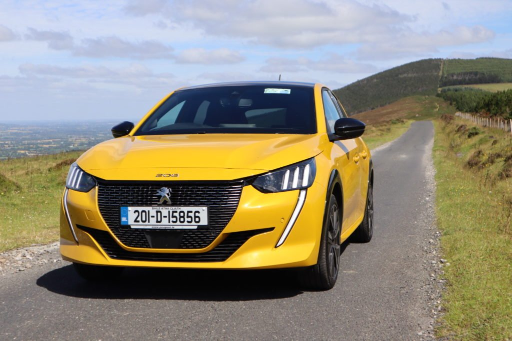 The new 208 is available with a choice of diesel, petrol or electric