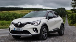 The 2020 Renault Captur now on sale in Ireland!
