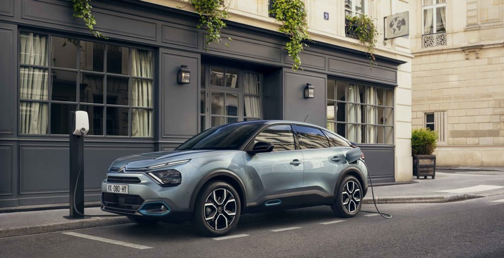 The new Citroën C4 is expected in Ireland in early 2021