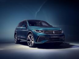 The 2020 Volkswagen Tiguan gets a new look!