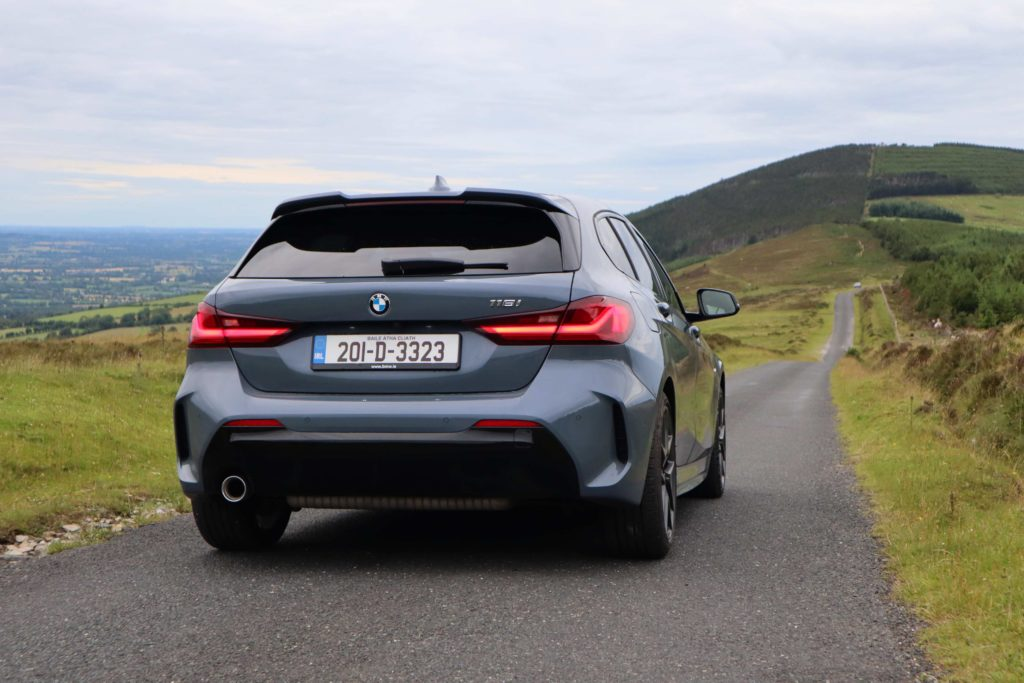 The new 1 Series goes on sale in Ireland