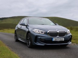 The 2020 BMW 1 Series