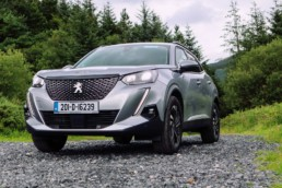 The new Peugeot 2008 is now on sale in Ireland