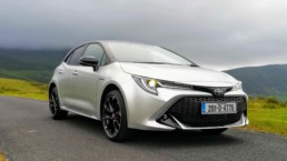 The 2020 Toyota Corolla