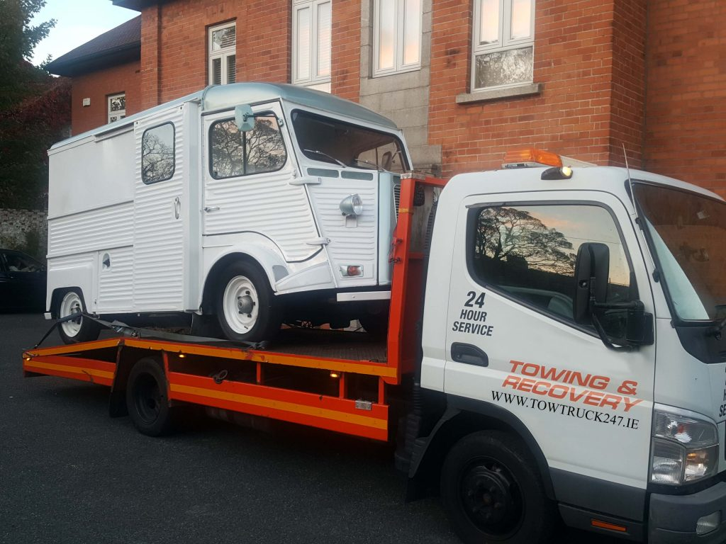 TowTruck247 offer a quality classic car transportation service around Ireland for your precious vintage car!