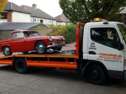 TowTruck247.ie dublin towing company