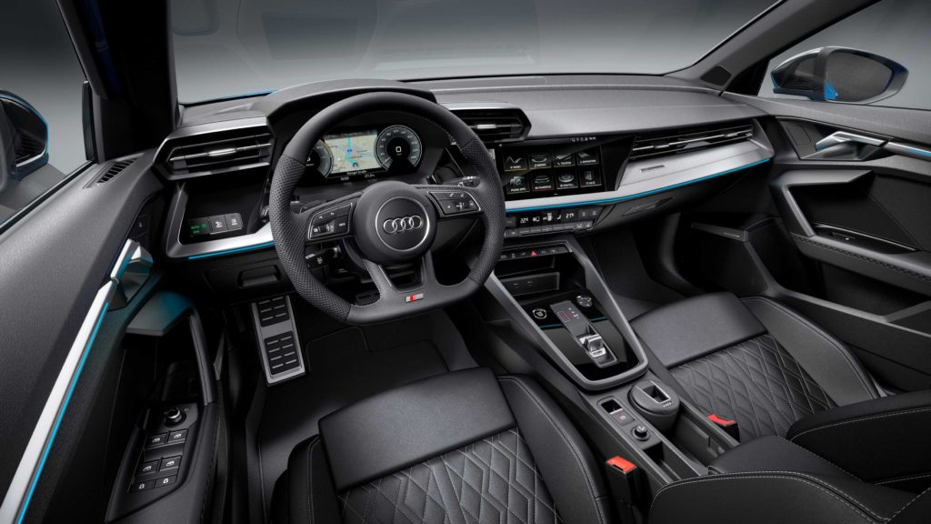Inside the new Audi A3 hybrid