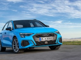 The new Audi A3 Sportback 40 TFSI e