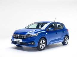 The new Dacia Sandero will arrive in Ireland in 2021
